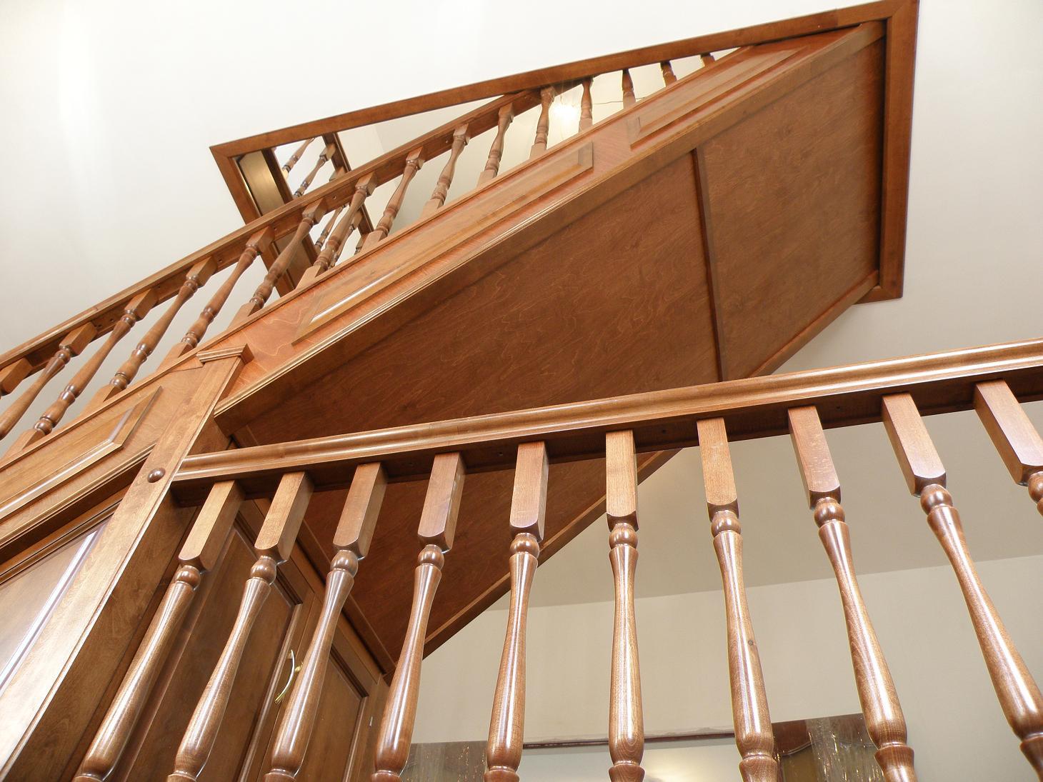 Лестницы, мебель, двери, окна, арки - эксклюзивная продукция из массива ценных пород деревьев
